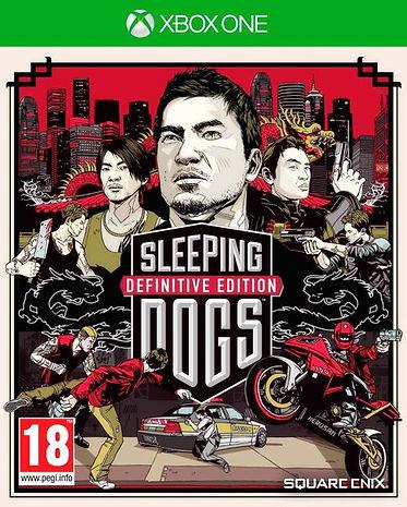 sleeping dogs סליפינג דוגס