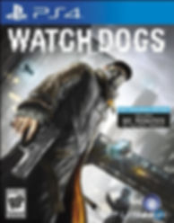 Watch Dogs וואצ' דוגס