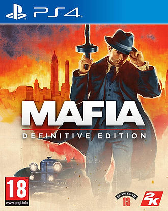Mafia definitive edition מאפיה משחק