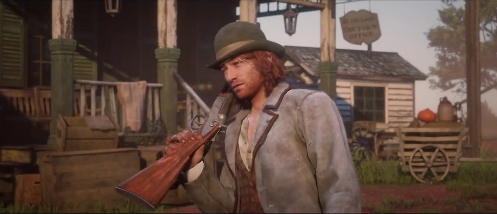 red dead redemption 2 sean maguire