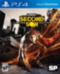 Infamous Second Son ידוע לשמצה: הבן השני