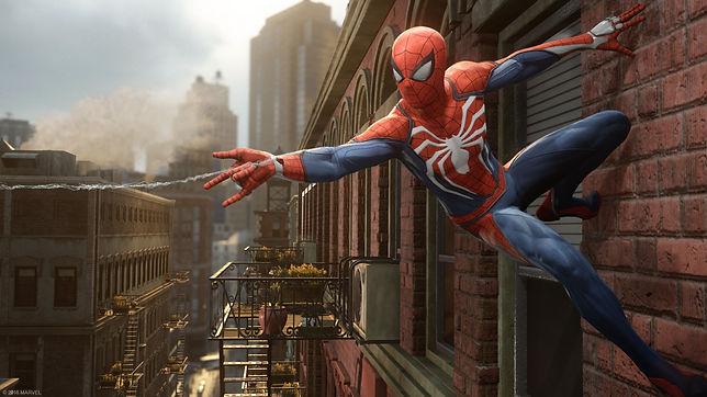 spider-Man ספיידרמן 2018