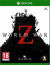 World War Z Cover Xbox 1