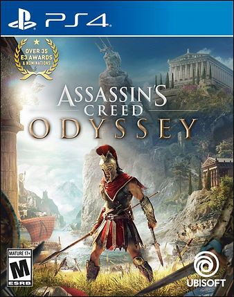 Assassins Creed Odyssey אססין קריד