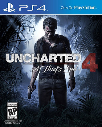 Uncharted 4: A Thief's End אנצ'רטד 4