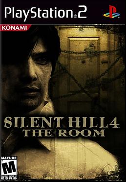 סיילנט היל 4: החדר Silent Hill 4: The Room