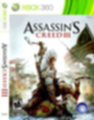Assassin's Creed III אססין קריד 3