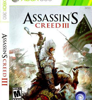 Assassin's Creed III-אססין קריד 3