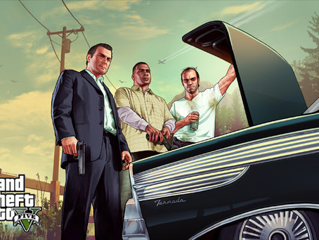 גי'.טי.איי 5 הוא המשחק הנמכר ביותר של העשור, קול אוף דיוטי מככב בעשירייה