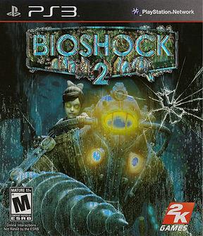 ביושוק 2 Bioshock 2