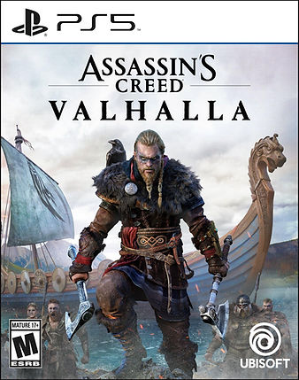 Assassins Creed Valhalla פלייסטיישן 5