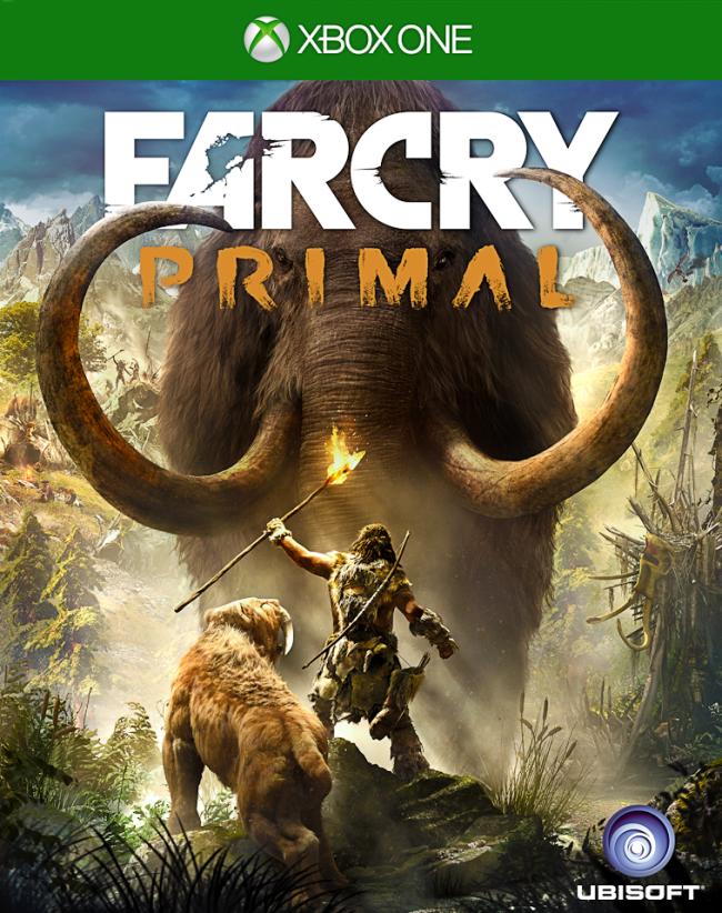 Far Cry Primal-פר קריי פרימל