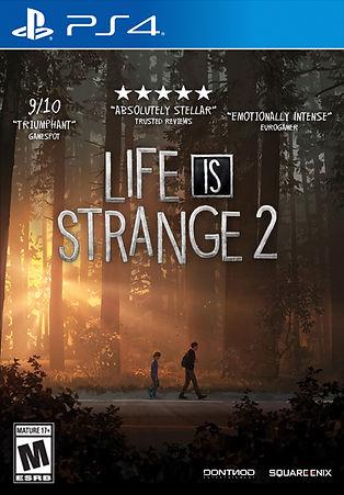Life Is Strange 2 משחק