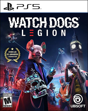 Watch Dogs Legion פלייסטיישן 5