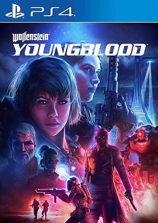 Wolfenstein Youngblood וולפנשטין יאנגבלאד