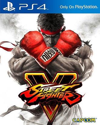 Street Fighter v סטריט פייטר 5