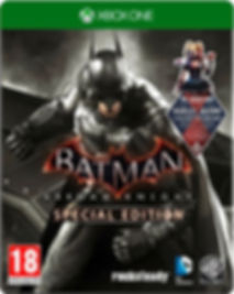 Batman: Arkham Knight באטמן: ארקהם נייט