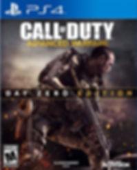 Call of Duty: Advanced warfare קול אוף דיוטי לוחמה מתקדמת