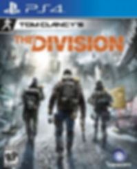 Tom Clancy's The Division טום קלנסי
