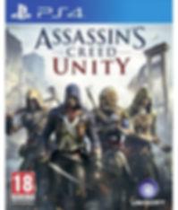 Assassin's Creed Unity אססין קריד יוניטי