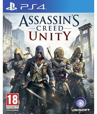 Assassin's Creed Unity אססין קריד יוניטי