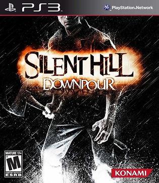 סיילנט היל: גשם שוטף Silent Hill: Downpour