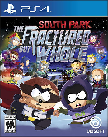 South Park Fractured But Whole סאות פארק פלייסטיישן 4