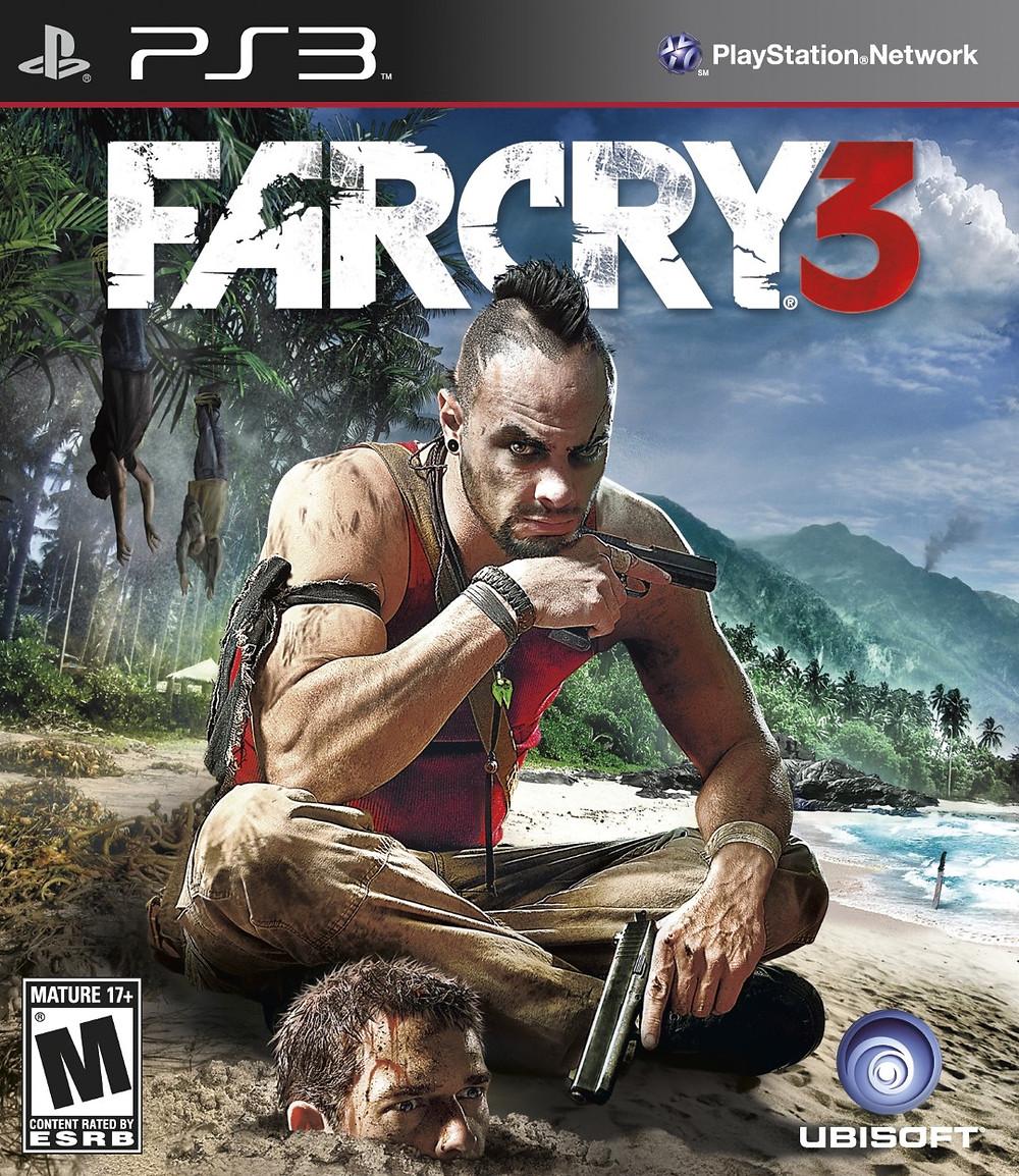 ביקורת פר קריי Far Cry 3