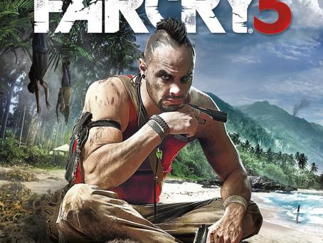Far Cry 3 ביקורת פר קריי