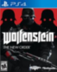 Wolfenstein: The New Order וולפשנטיין: הסדר החדש
