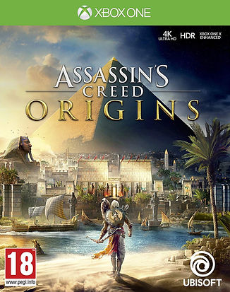 Assassin's Creed Origins אססין קריד אוריג'ינס
