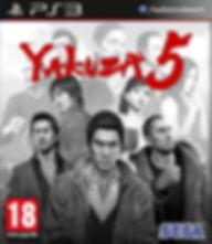 Yakuza 5 ps3 יאקוזה