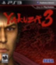 Yakuza 3 ps3 3 יאקוזה