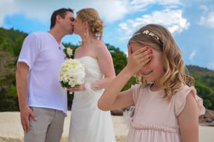 seychelles most beautiful wedding photo