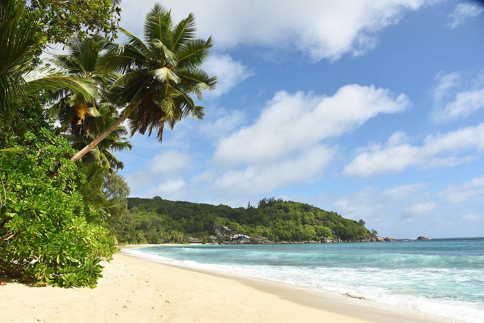 Beach Wedding Seychelles