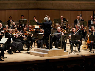 With Toronto Symphony Orchestra