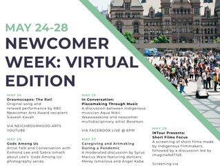 The Ratl  - Toronto Neighborhood Arts Network