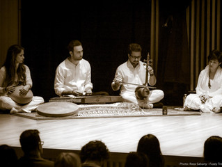 RUMI CANADA: SUFI WHIRLING MEDITATION SESSION