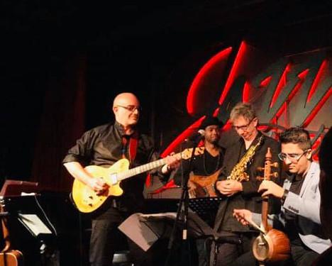 Jazz Bistro with Levon Ichkhanian Novemb