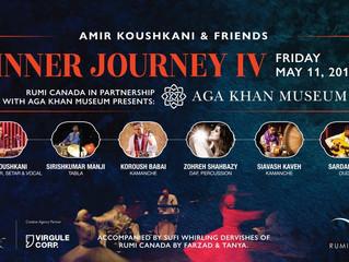 Journey IV: featuring Amir Koushkani & friends