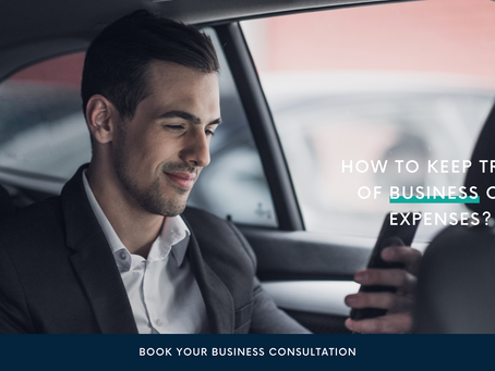 How to keep track of business car expenses?