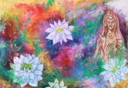 Ku Ku Chai Inspired Artwork