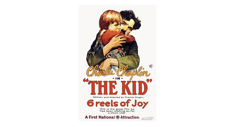 Charlie Chaplin's The Kid accompanied by Doug Protsik