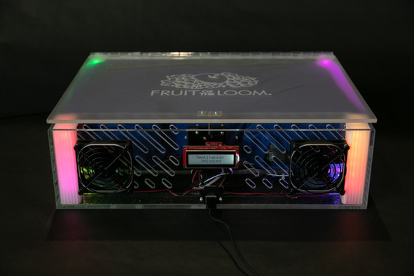 Fruit of the Loom - Hacker Box