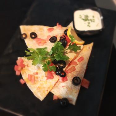 Kimchi Quesadilla