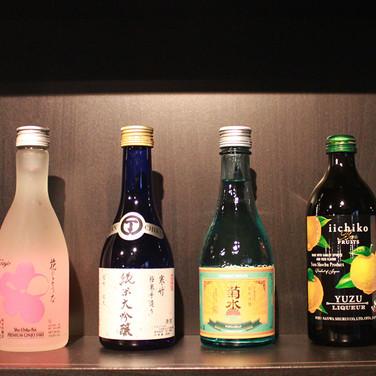 Sake Selections