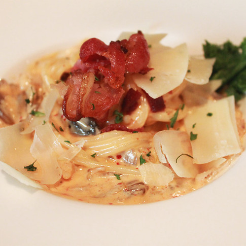 Kimchi Pasta