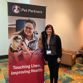 Diane's Diary #17: Three Surprises at the Pet Partners Conference