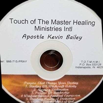 Prophetic decrees, declarations and prayers that change your destiny.