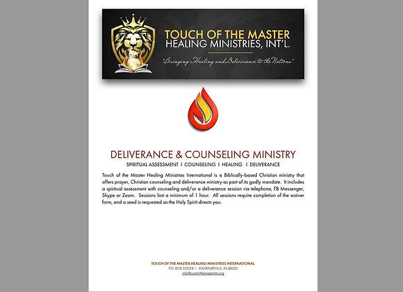 Post Deliverance Instructions